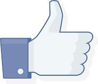 Logo Like Facebook, yang sangat terkenal di dunia. (Gambar tidak terlihat? Klik kanan tulisan ini, dan pilih 'Reload Image')