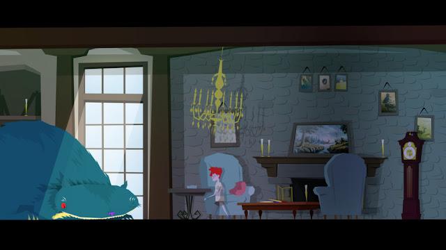 Ya disponible la aventura 2D Between Me and The Night en Steam