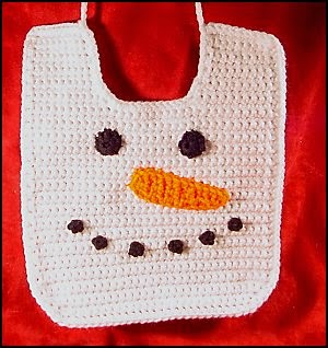 http://www.hgtv.com/holidays-occasions/crocheted-snowman-baby-bib/index.html