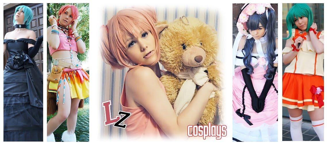 Lauz's cosplays