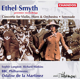 Smyth: Serenade in D Major / Concerto for Violin, Horn and Orchestra