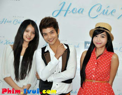 Phim Hoa Cúc Xanh Trên Kênh HTV7 Online