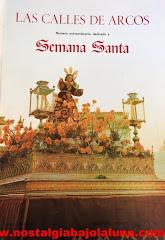 REVISTA LAS CALLES DE ARCOS SEMANA SANTA 1977