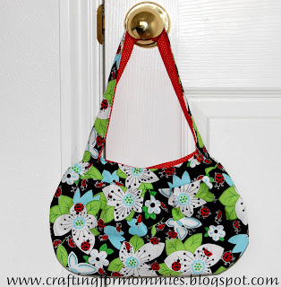 lady bug toddler purse