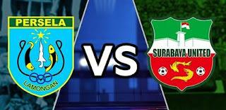 Surabaya United vs Persela Lamongan 4-3