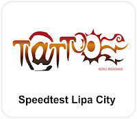 Globe Tattoo Speedtest Lipa
