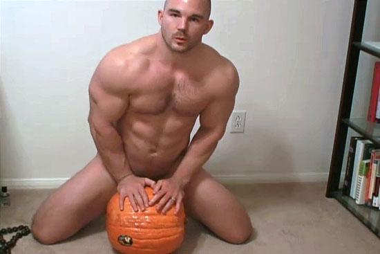 Mid day Halloween fuck