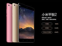 Xiaomi Mi Pad 2 Dengan OS Windows 10 Mulai Dipasarkan 26 Januari 2016