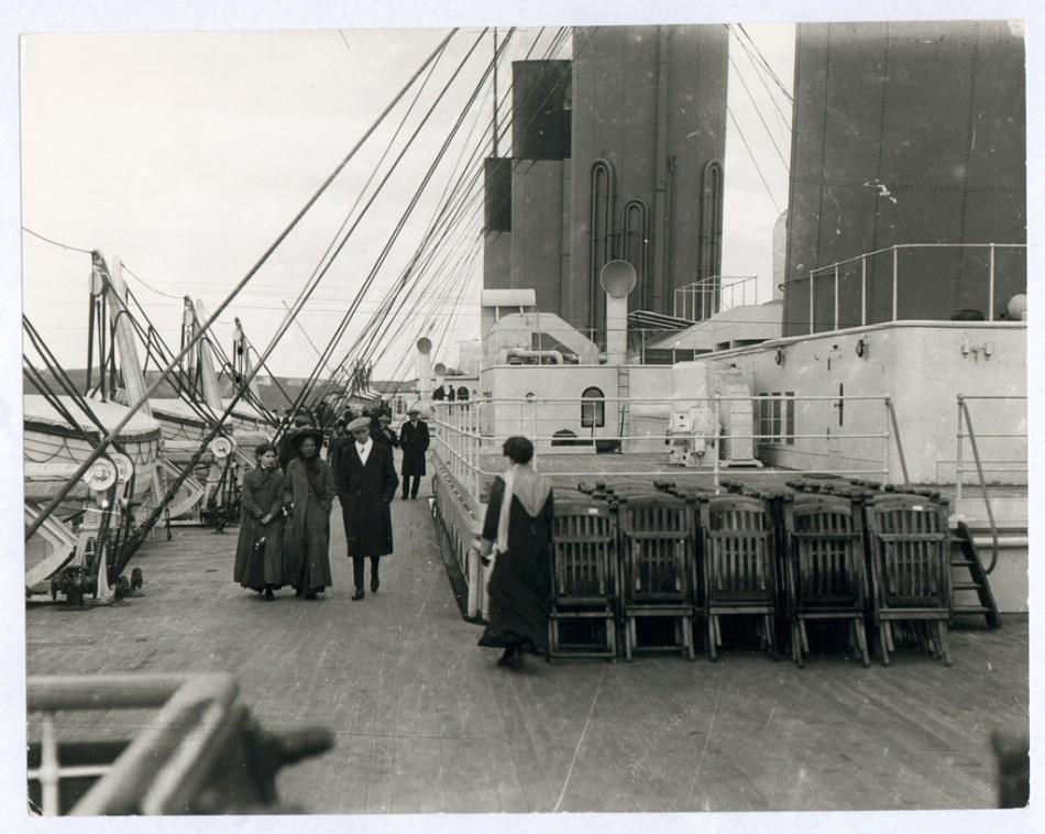 Fascinating Articles And Cool Stuff Titanic Rare Photographs