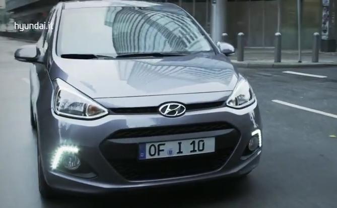 Canzone pubblicità Hyundai i10 Aprile 2015