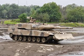 Tank Tempur Tercanggih