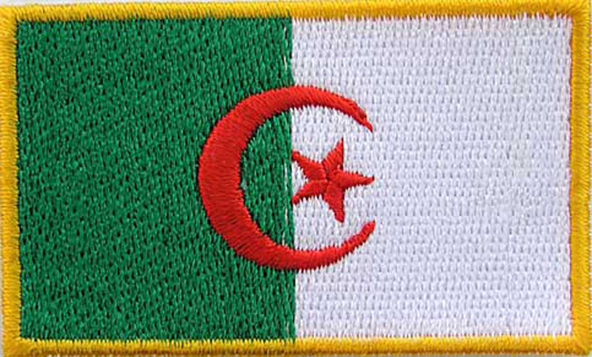Algeria Flag Facebook