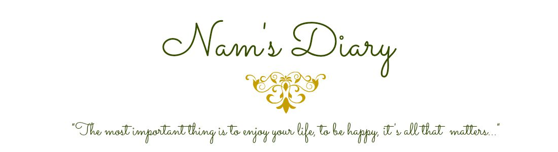 ✑ Nam's Diary ✑