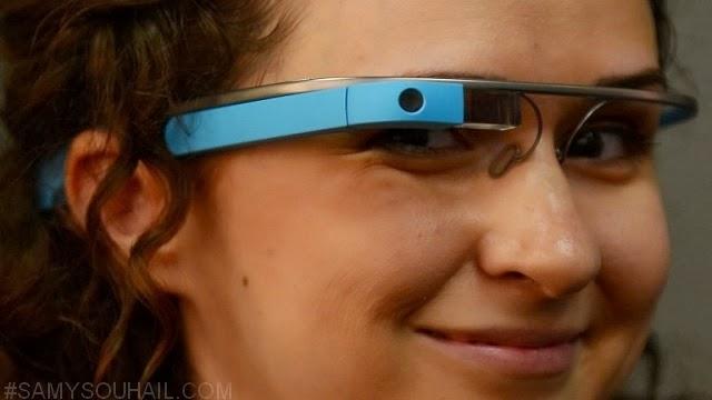 تحديث جديد من نظارة جوجل تمكّنك من التقاط صورة بغمزة عين