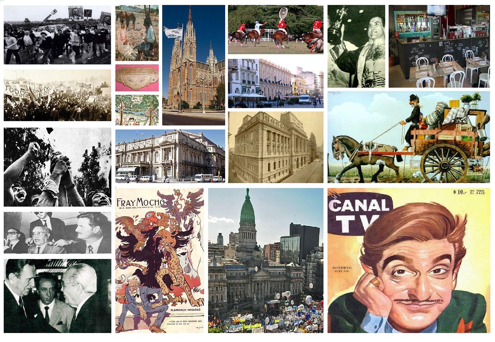 ARGENTINA: hoy,  historia, diversidad y cultura.
