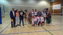 Maravillas Tetuán. Cuartos de final Voleibol: 3-0