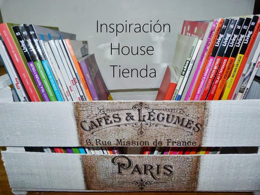 Tienda Inspiración House