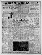 LA STAMPA 30 GIUGNO 1932