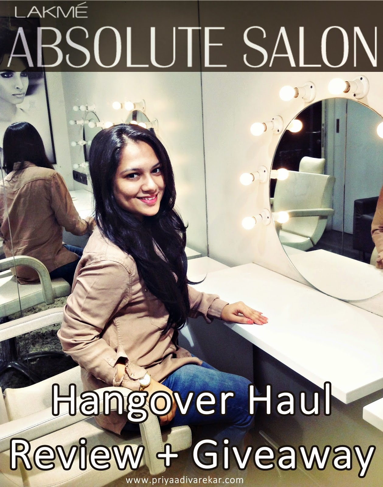 Review giveaway lakme absolute salon priya for Absolute beauty salon