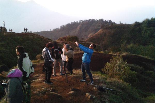 Sikunir Dieng Plateau