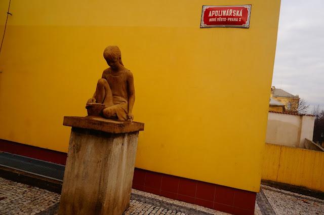 MyTravelnotes.Ru - Прага, Памятник