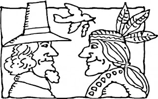 Image Result For Pilgrims Thanksgiving Coloring