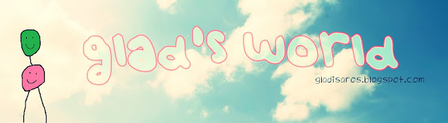 ♥ glad's world ♥