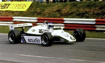 Formula 1 1982 Keke Rosberg/ Williams