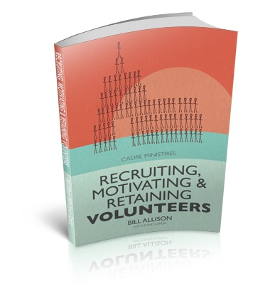 A handbook for working with ministry volunteers...