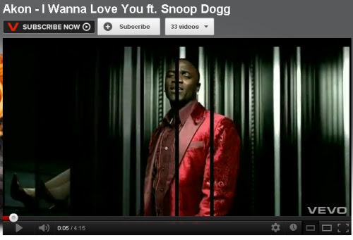 lyrics akon snoop dogg i wanna: