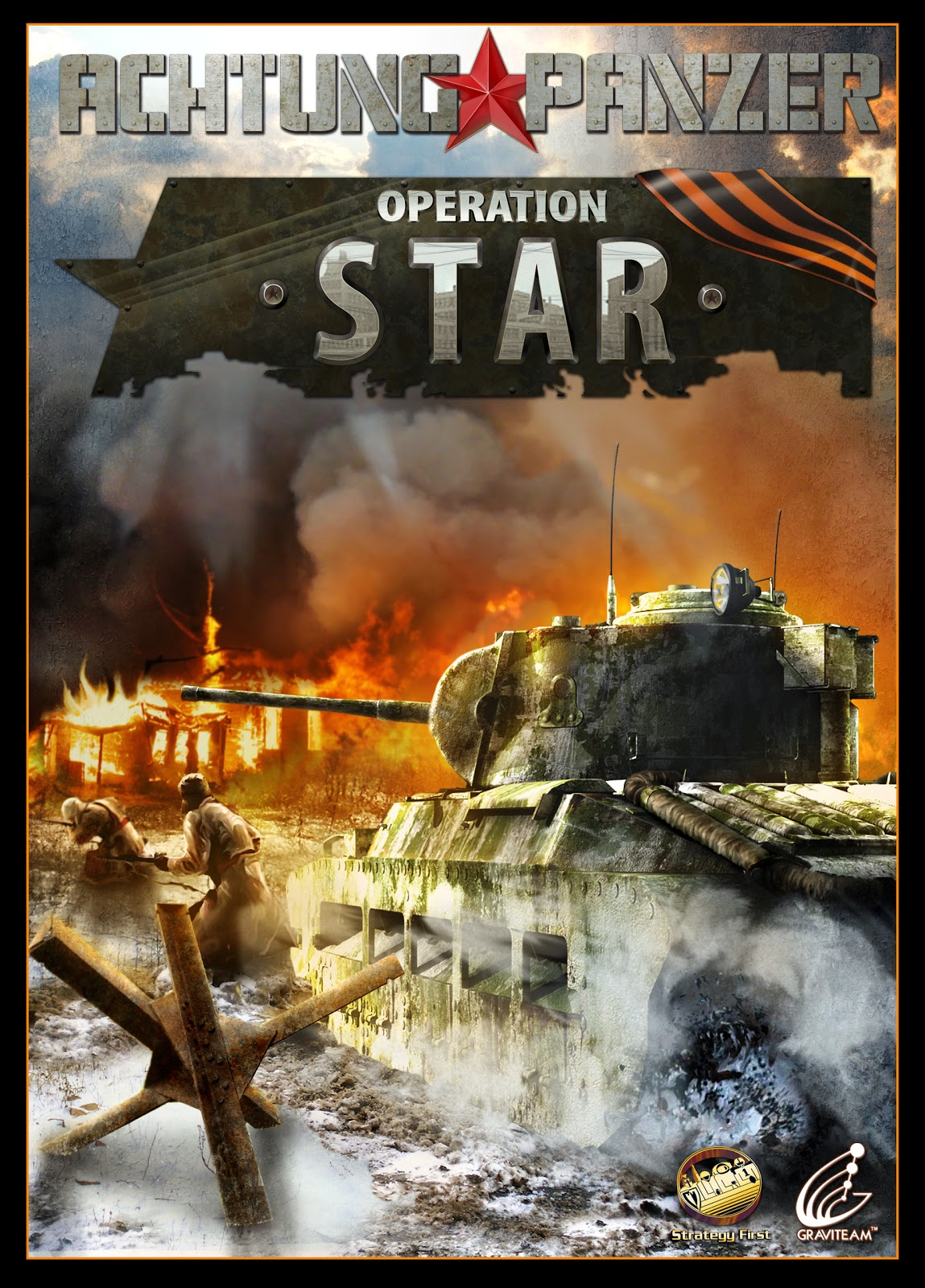 Game PC Achtung Panzer : Operation Star