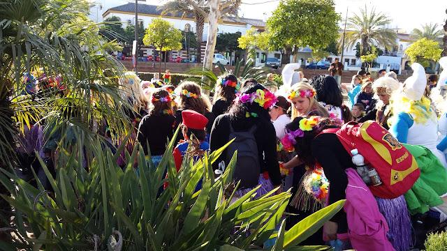 Información sobre el Gran Desfile del Humor y la Fantasía 2016 de Alcalá de Guadaíra
