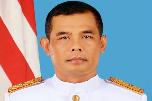 Laksamana Muda TNI Sigit Setiyanta