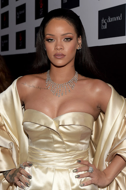 Singer, @ Rihanna - 2nd Annual Diamond Ball in Santa Monica