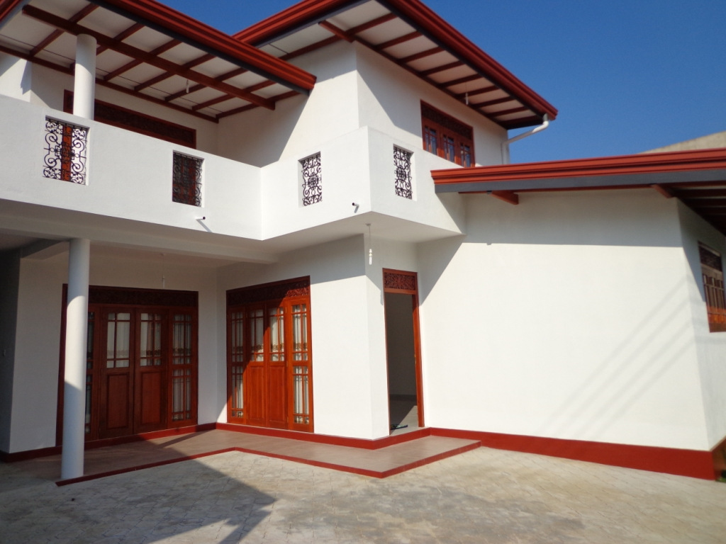 Properties in Sri Lanka: (1042) Architect Design Two Storied Brand New ...