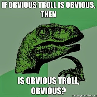 Obvious Troll
