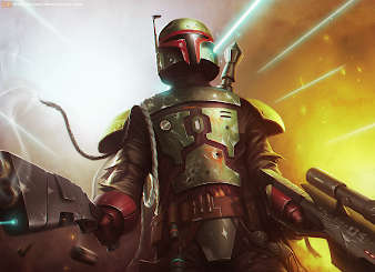#1 Boba Fett Wallpaper