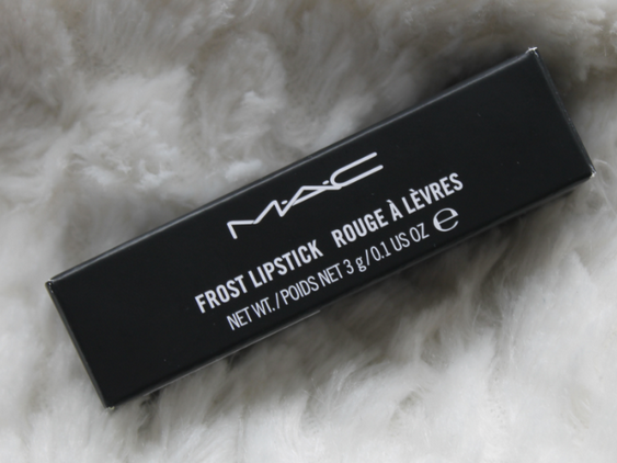 MAC Frost Lipstick - Angel.