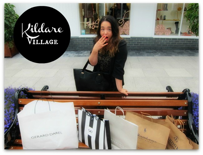 Shopping at Kildare Village