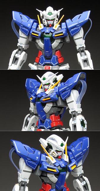 MG Gundam Exia review
