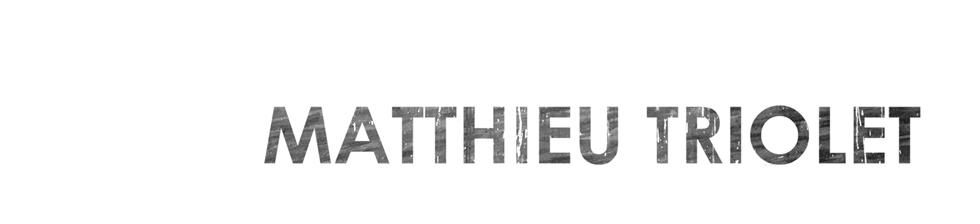 MATTHIEU TRIOLET