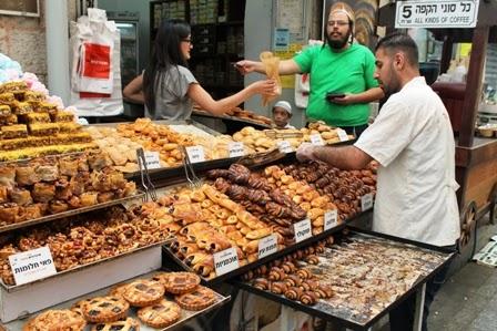 gebak Mahaneh Yehuda