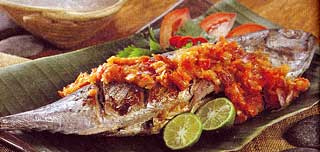 Ikan Bakar Manokwari
