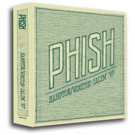 Phish: Hampton Winston/Salem '97 7-CD Box Set