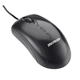 Mouse Optico PS2 Multilaser
