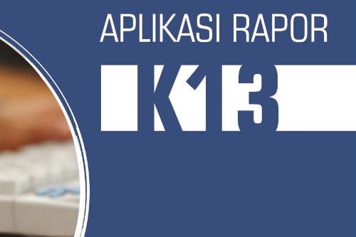 Aplikasi pengolah nilai untuk rapor SMP dari Kemdikbud