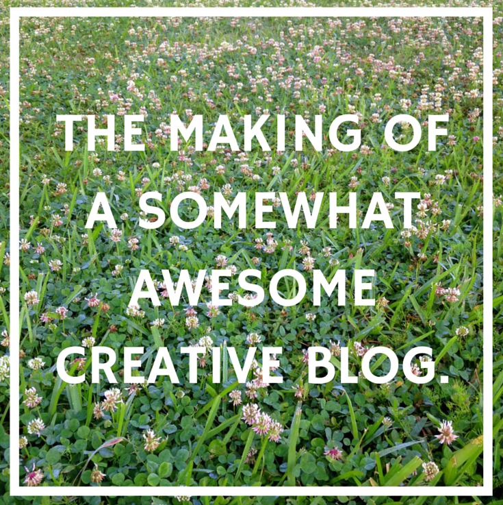 tips for creative bloggers, story of successful blog, rebranding story, do it for the irony