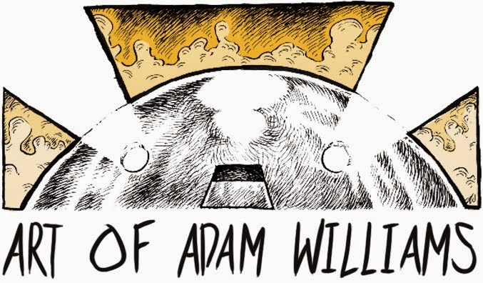 Art of Adam Williams