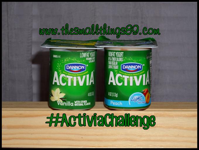 My #ActiviaChallenge was a complete success!