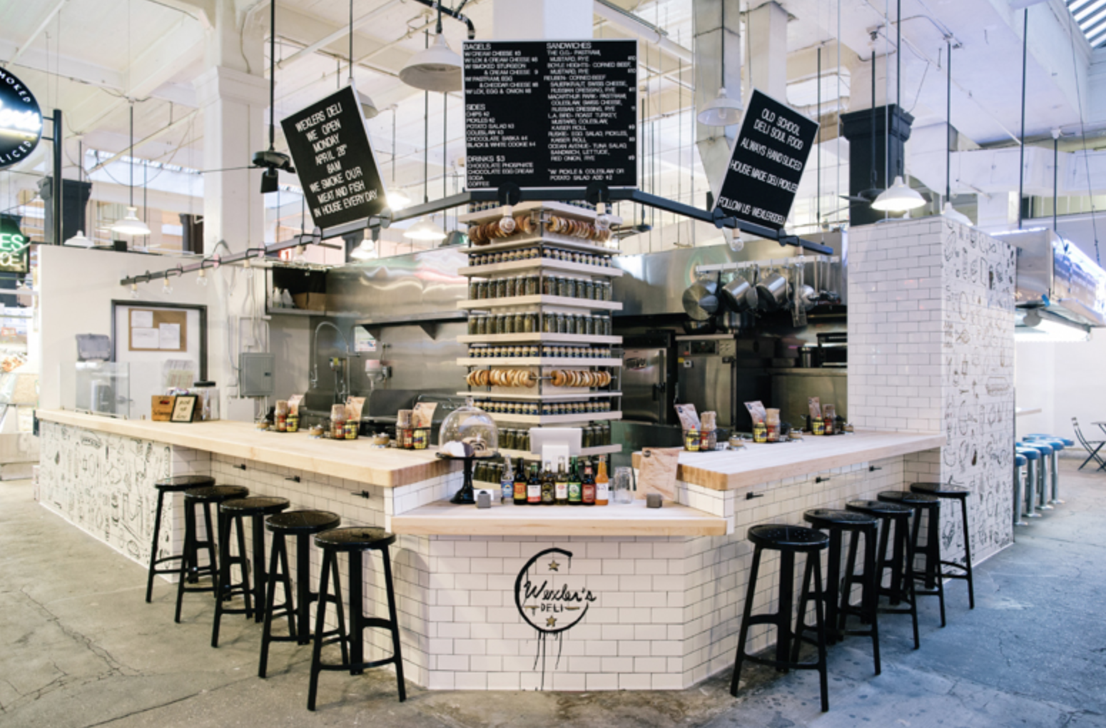 kaper design; restaurant & hospitality design inspiration: october